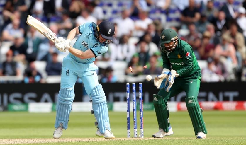 Pakistan beat by England